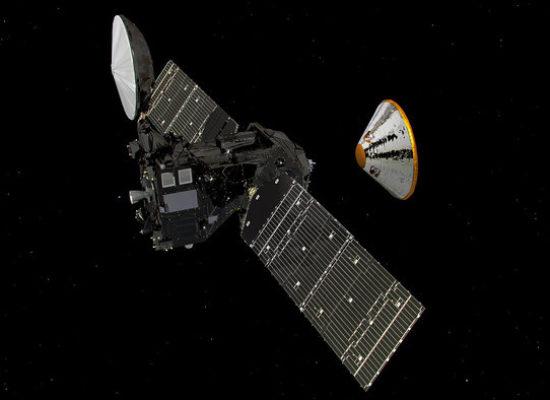 ExoMars, da Capodimonte a Marte per studiare il meteo