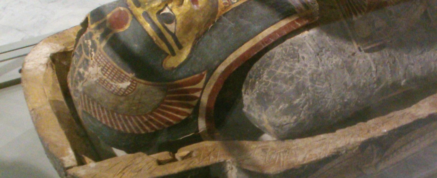 A Napoli il viaggio in Egitto