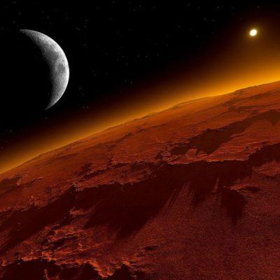 Napoli su Marte