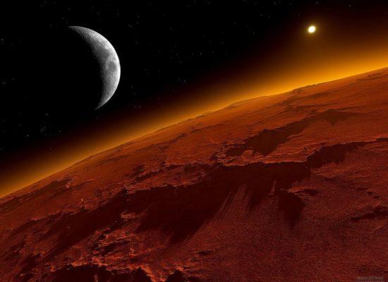 Su Marte un cratere dedicato ad un napoletano