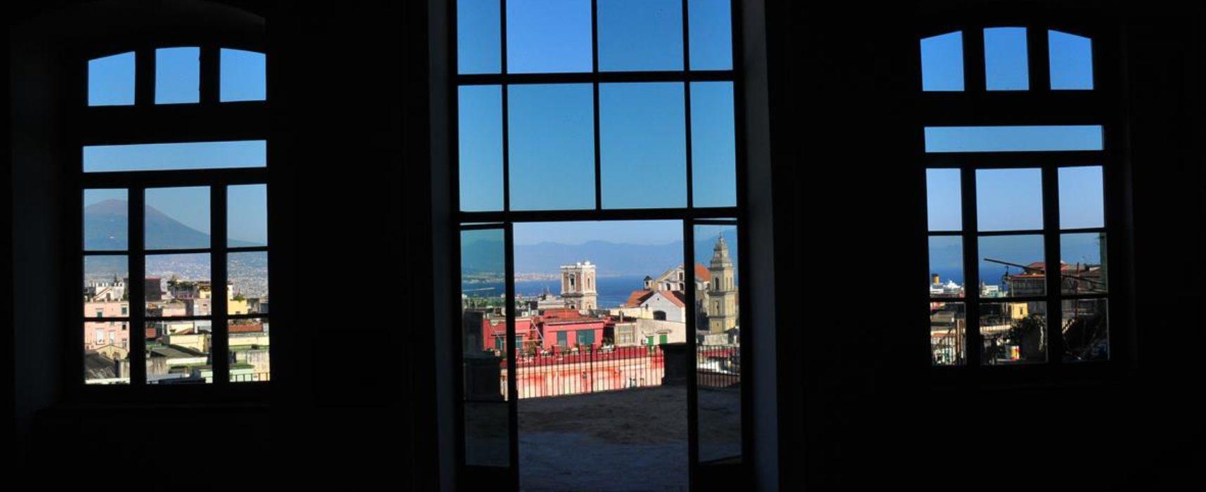 Palazzo Ayerbo D'Aragona Cassano diventa Casa Morra