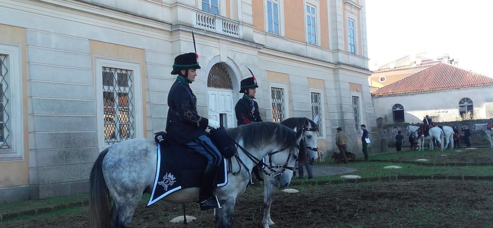 Carditello ritornano i cavalli borbonici