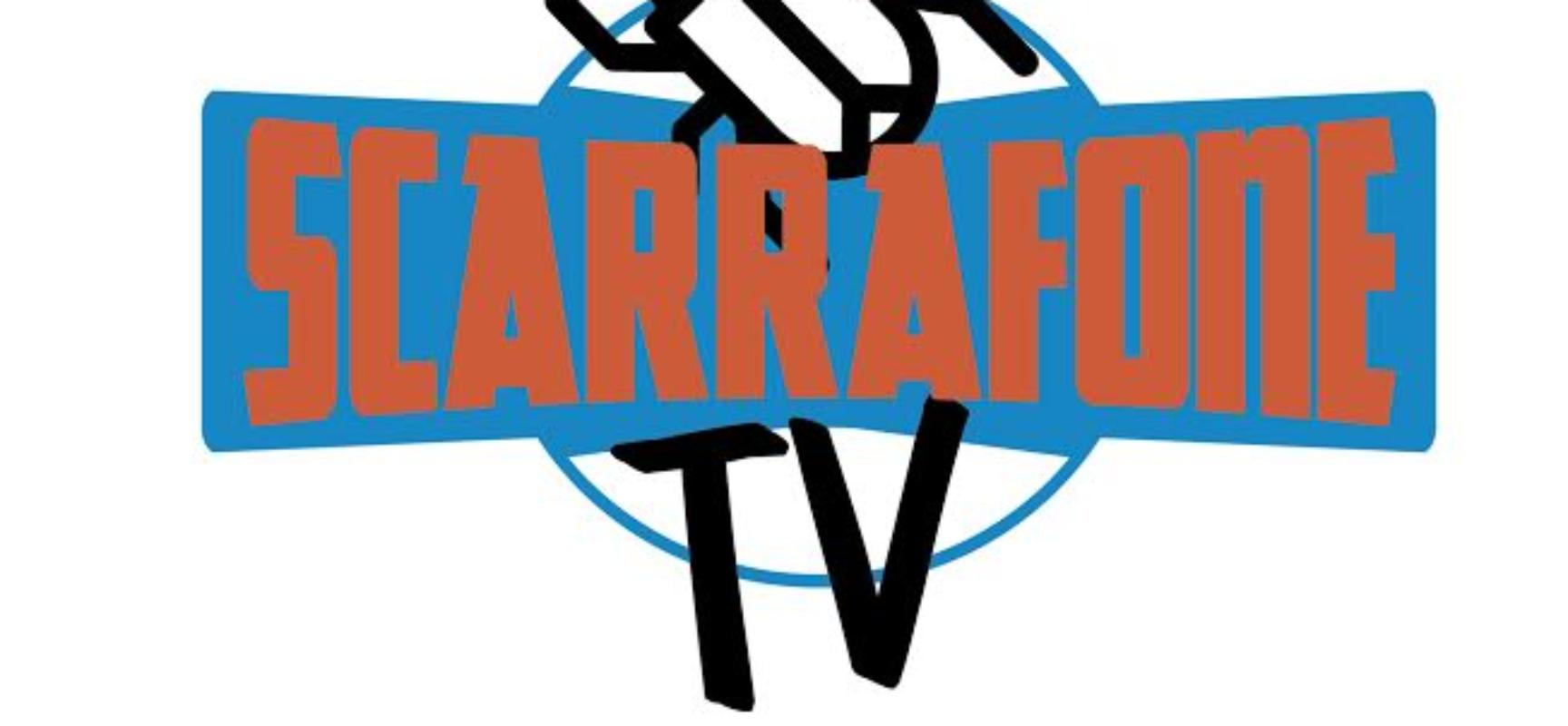 WEB,  nasce SCARRAFONE la TV di Gianni Simioli
