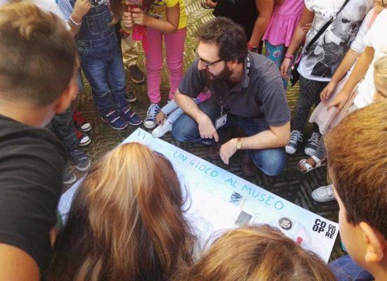 MANN e Palazzo Reale giocano con i bambini, tutti gli eventi per i piccini