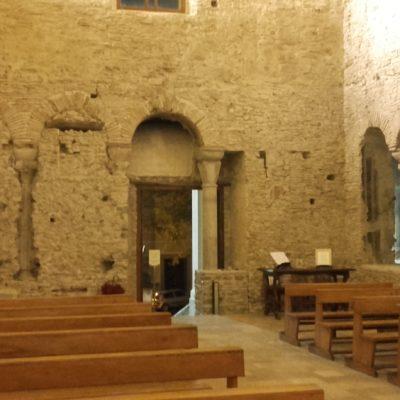 San Pietro a Corte, chiesa sorella Ermengarda