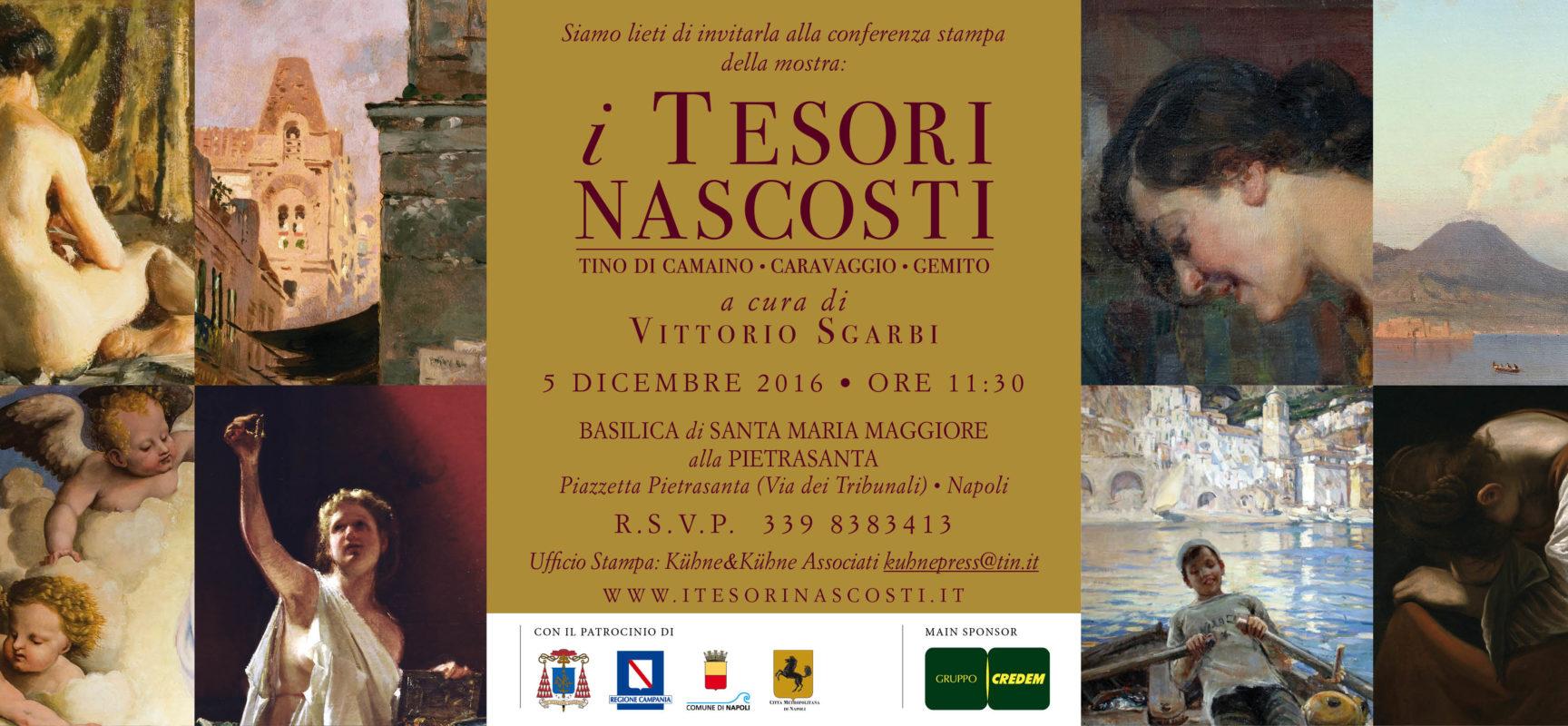 Vittorio Sgarbi riapre Pietrasanta con Tesori nascosti