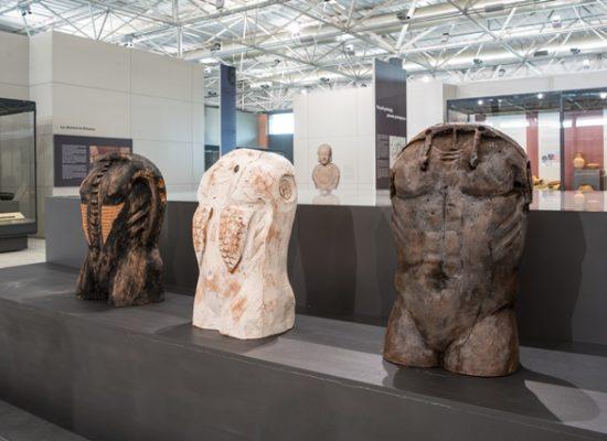 Museo Pontecagnano, i corpi di Pietro Lista
