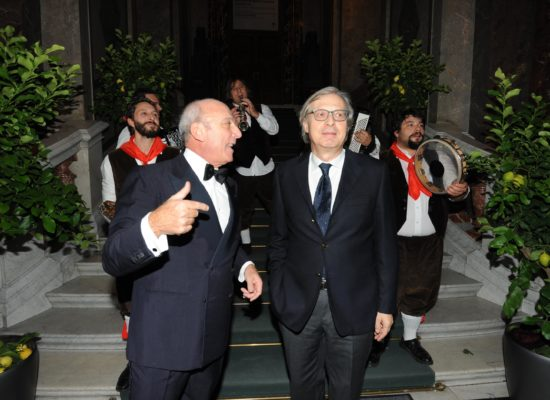 Valzer, arte e tanta Napoli in festa a Vienna