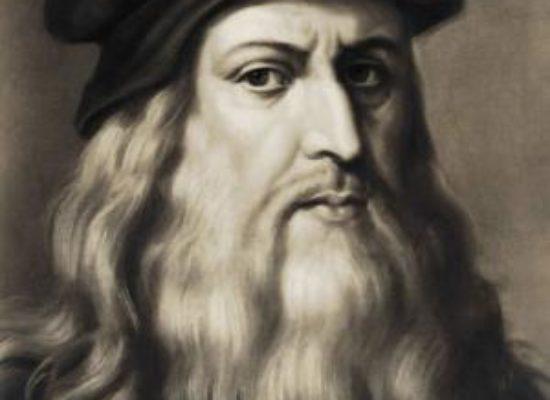 Federico II acquista codice apografo Leonardo