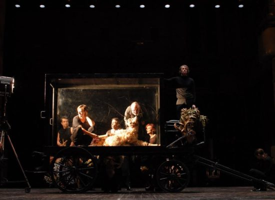 Natale in casa Cupiello nella versione Antonio Latella