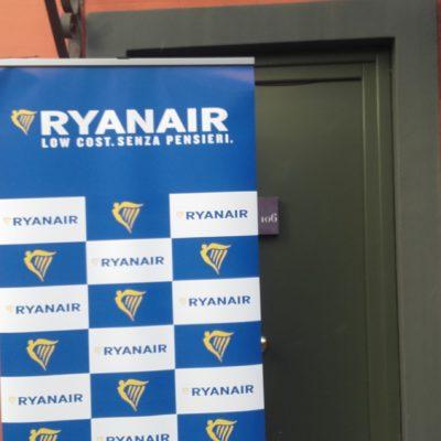 Ryanair 17 voli low cost da Napoli