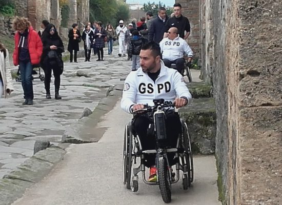 Pompei 10 domus aperte ai disabili