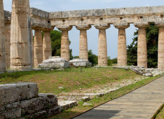 Paestum nei templi cantano i disabili