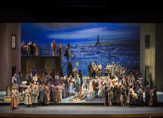 San Carlo, La bohème, 120 anni fa la prima