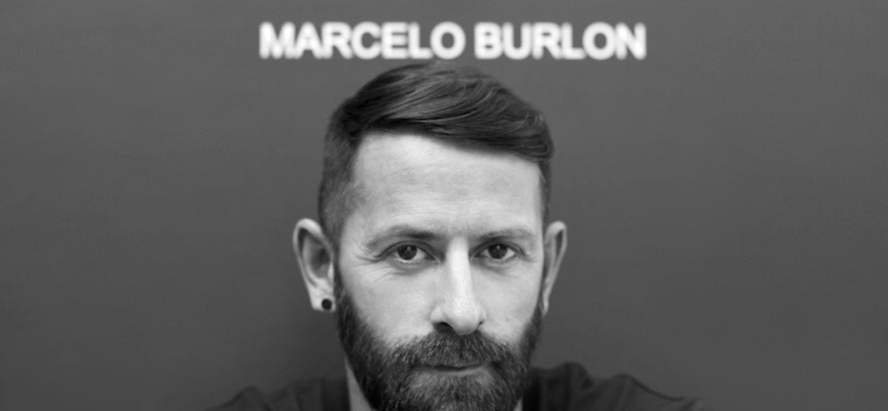 Marcel Burlon a Napoli