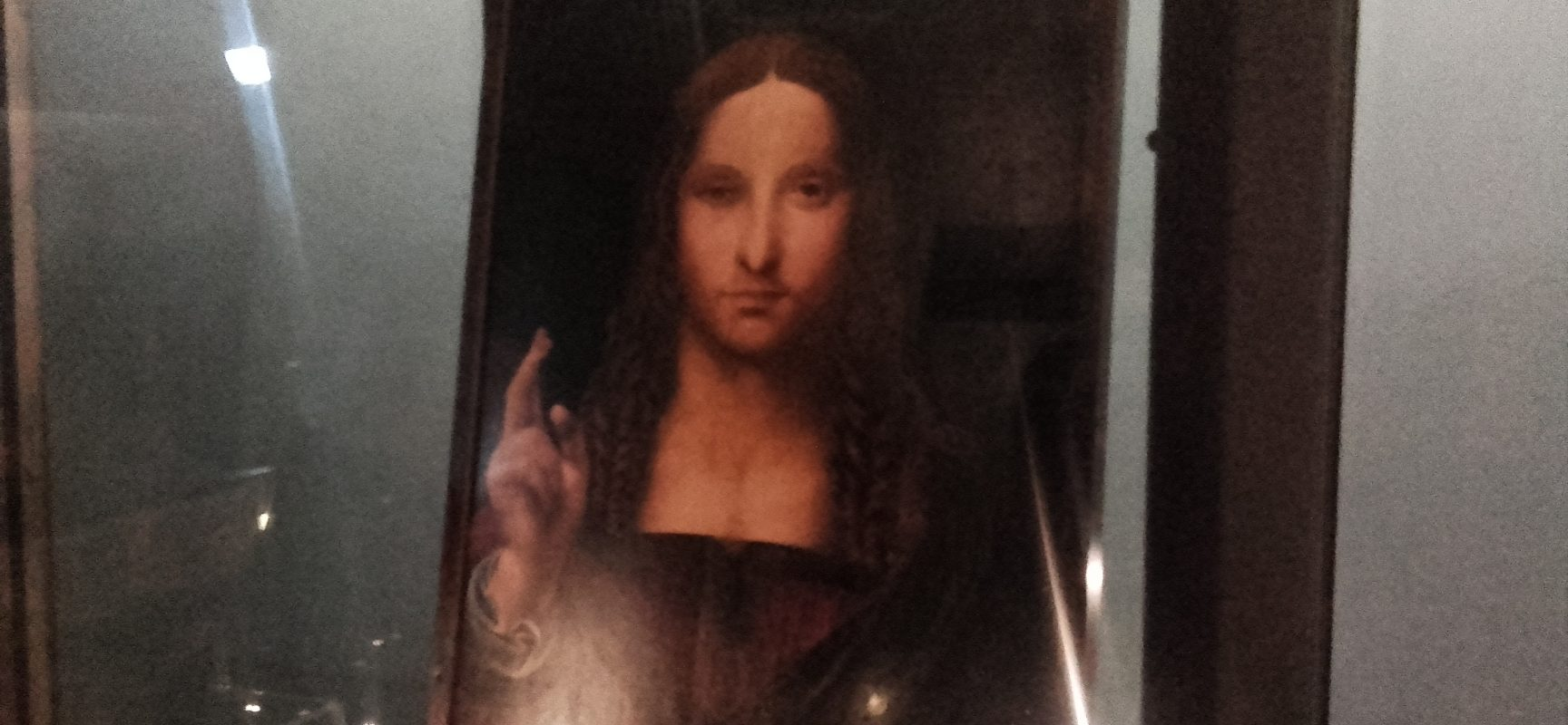 Mostre, il ritorno di Leonardo con Salvator Mundi
