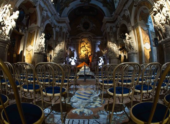 A Cappella Sansevero Maurizio Maggiani e suo libro
