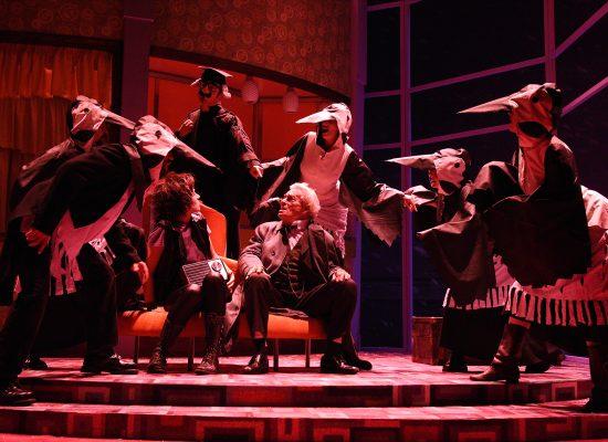 Teatro, Eros Pagni  in Minetti