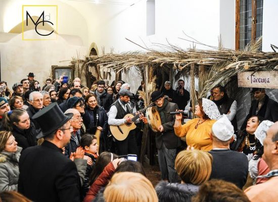 Epifania, Santa Chiara Presepe con visite notturne
