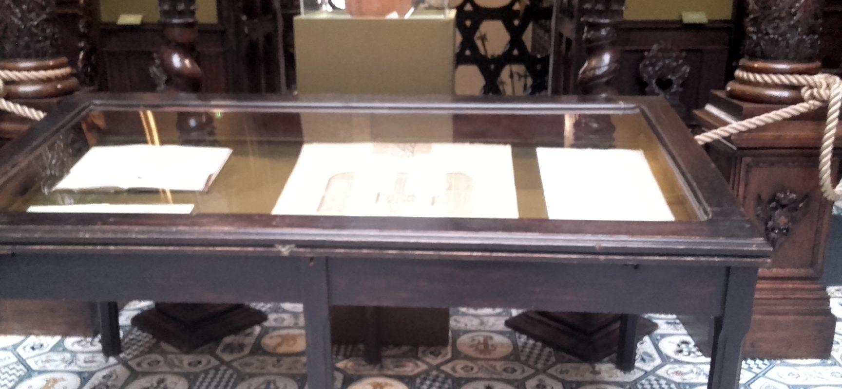 Museo Filangieri,  restauro portone e esposti antichi disegni del principe