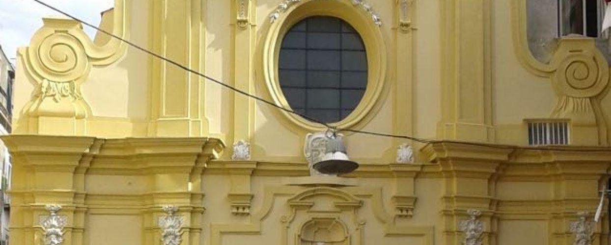 San Carlo alle Mortelle riapre