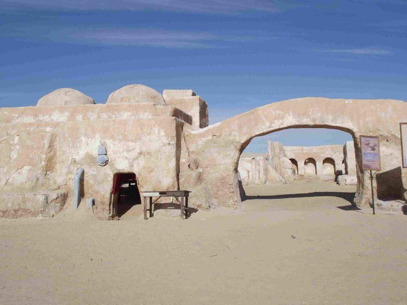 Il fascino del Sahara nell'Oasi di Tozeur