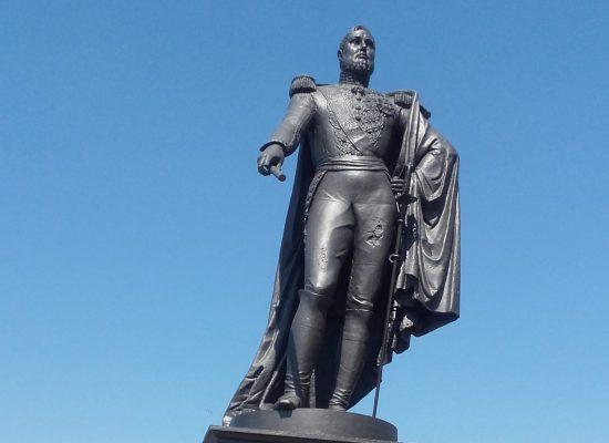Ferdinando II Borbone con Pietrarsa prima Brexit della storia