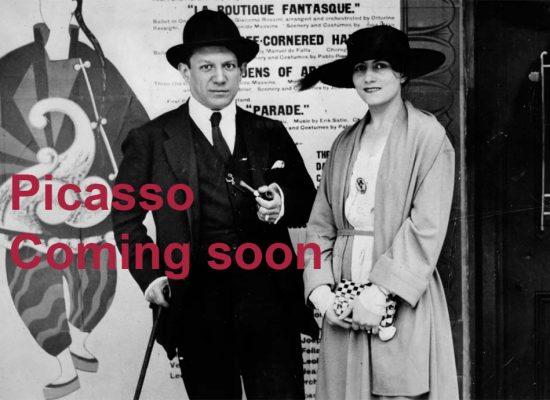 Picasso a Capodimonte e Pompei