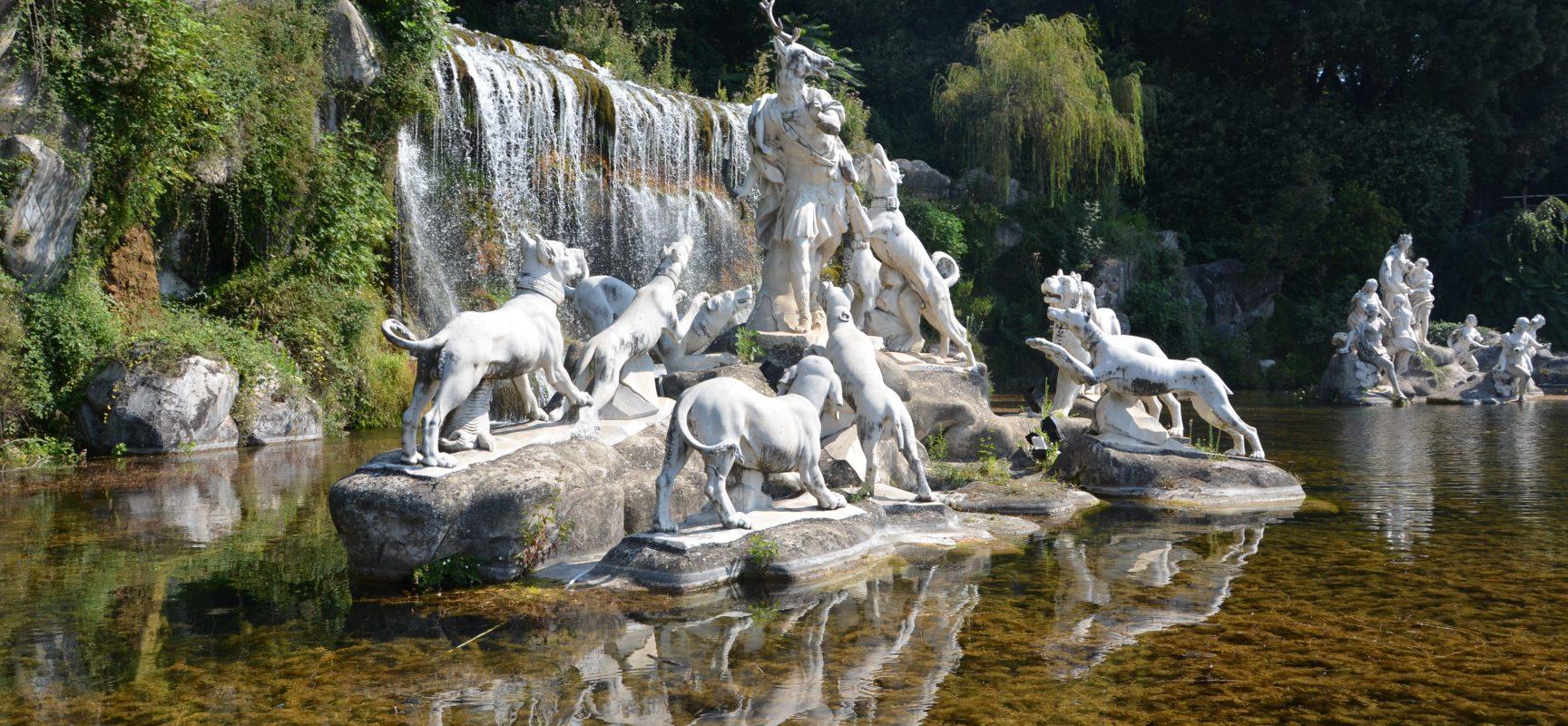 Reggia di Caserta dopo 25 anni riapre Parco a Pasquetta