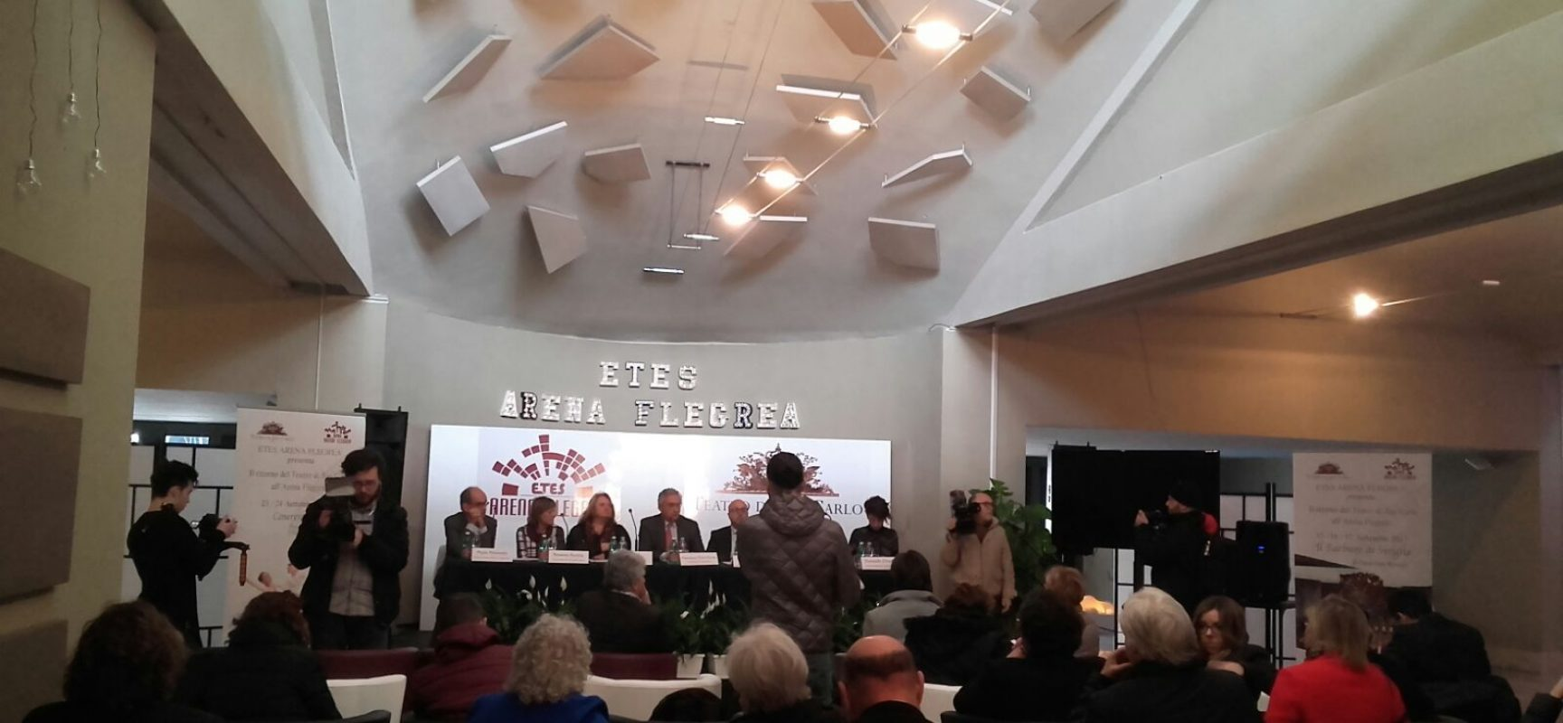 ETES ARENA FLEGREA, al via il NOISY NAPLES FEST