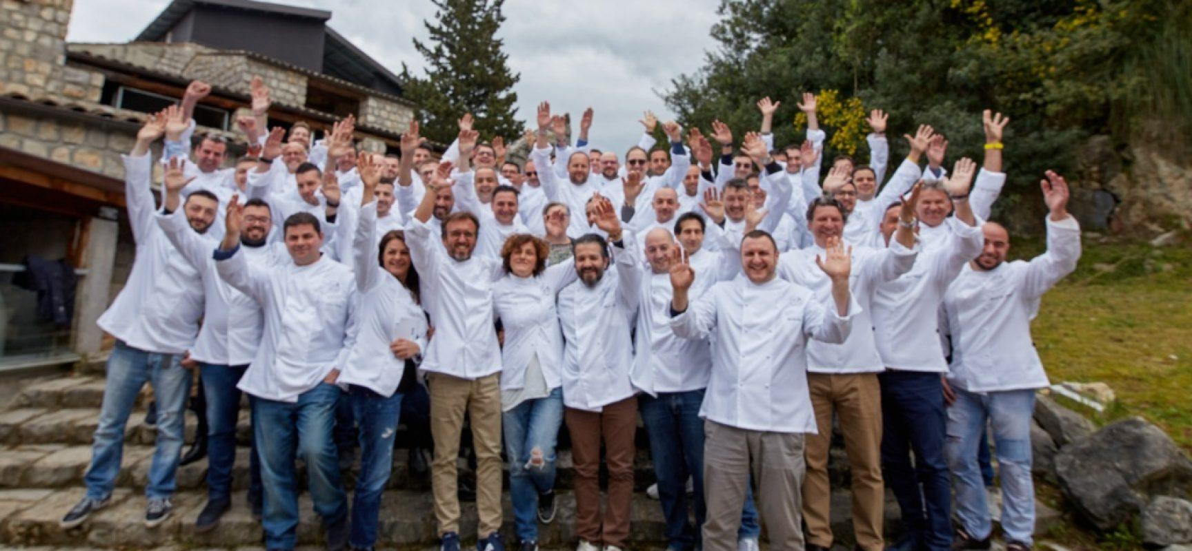 CHIC – Charming Italian Chef, Paolo Barrale nuovo presidente