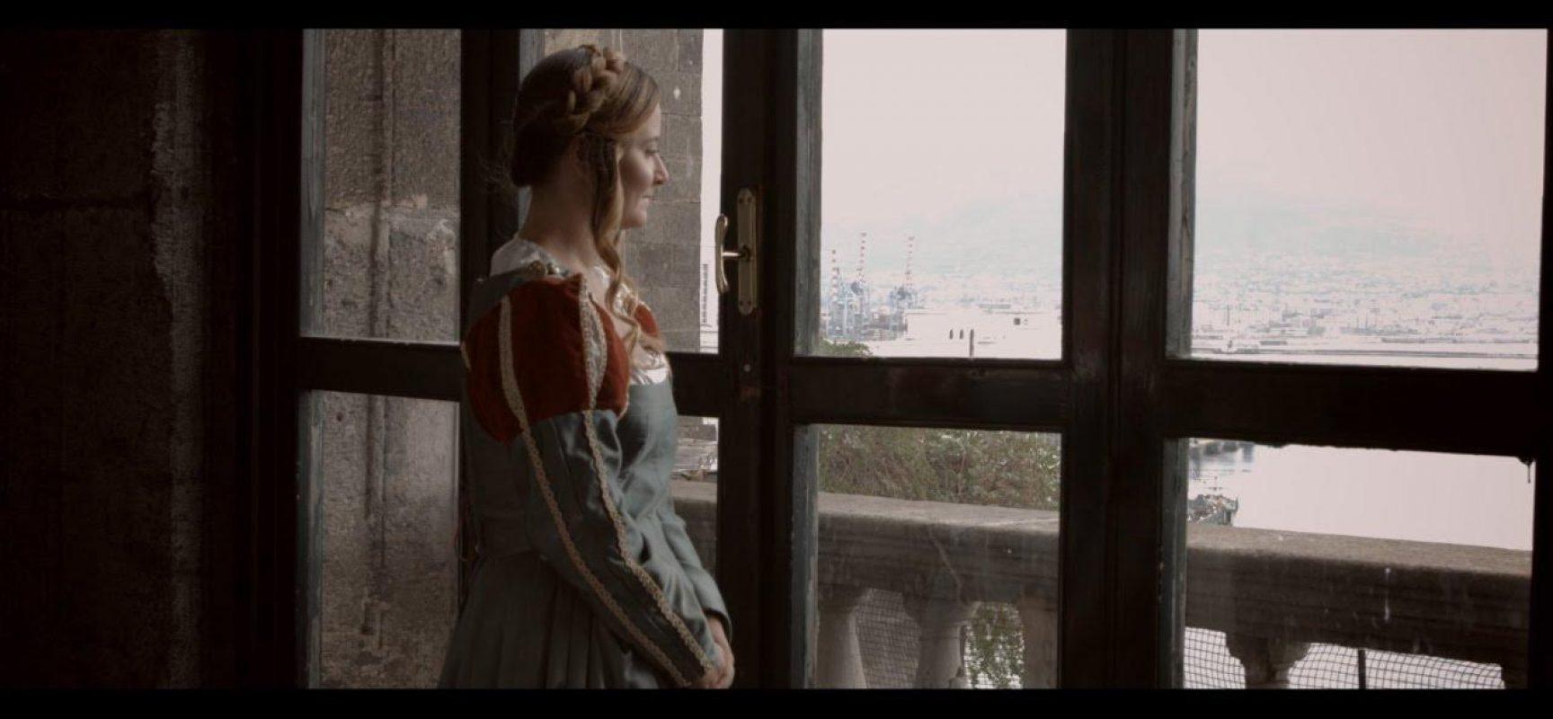Maschio Angioino, Il ritorno di Lucrezia