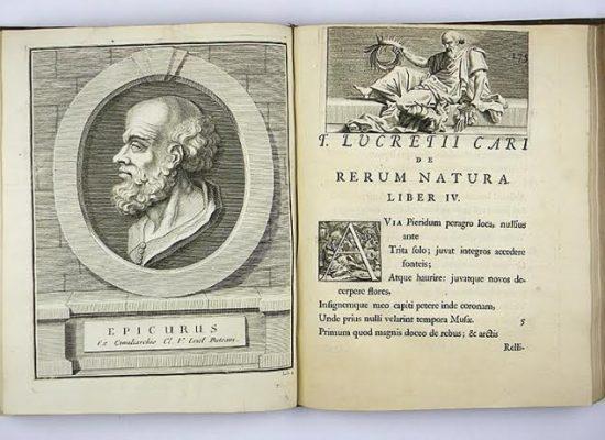 Lucrezio, il poeta fisico