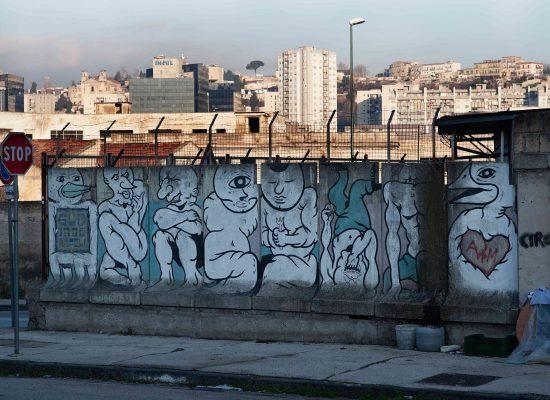 Tour tra i Murales di Napoli