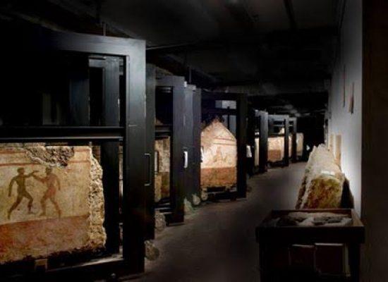 Paestum riapre i depositi