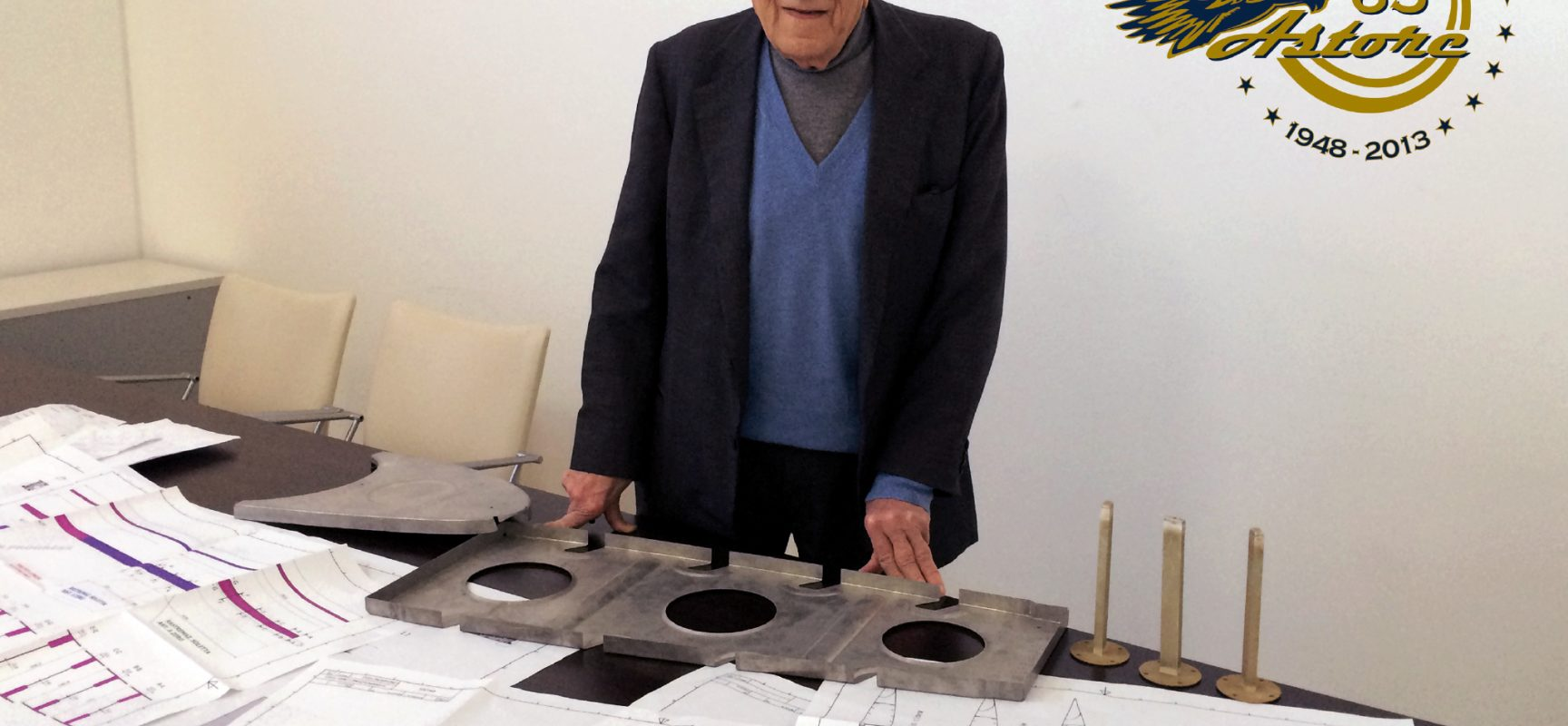 Luigi Pascale, addio fondatore seconda azienda mondiale aerei leggeri