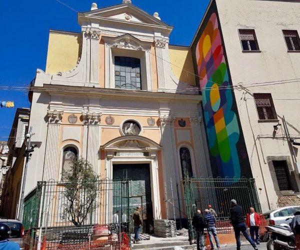 San Severo, restauro basilica dell'amico di Sant'Ambrogio