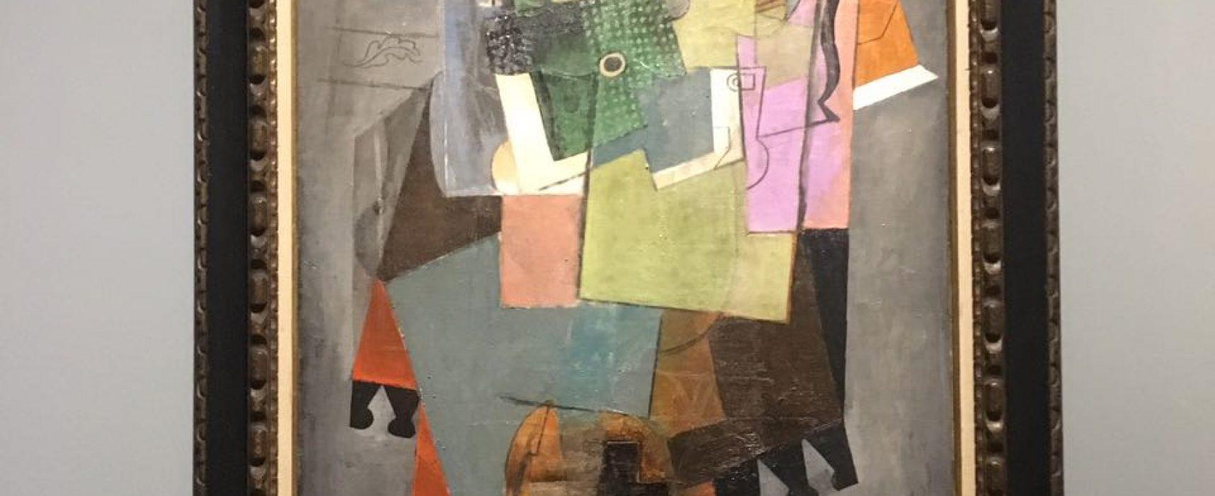 Picasso ritorna a Pompei