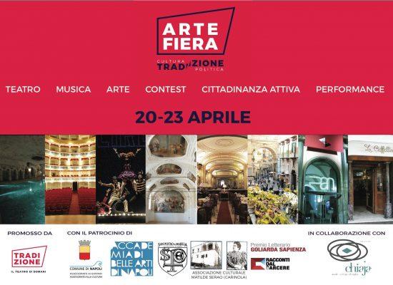 Napoli, le quattro giornate d'Arte