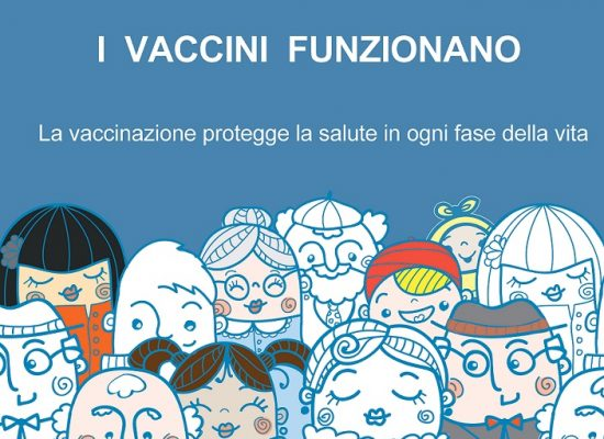 Vaccini funzionano, campagna OMS