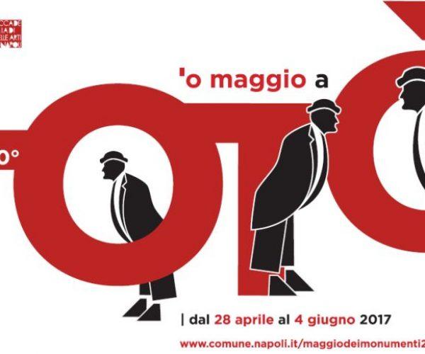 """""""O Maggio a Totò"""", tutti gli eventi del Maggio 2017"""
