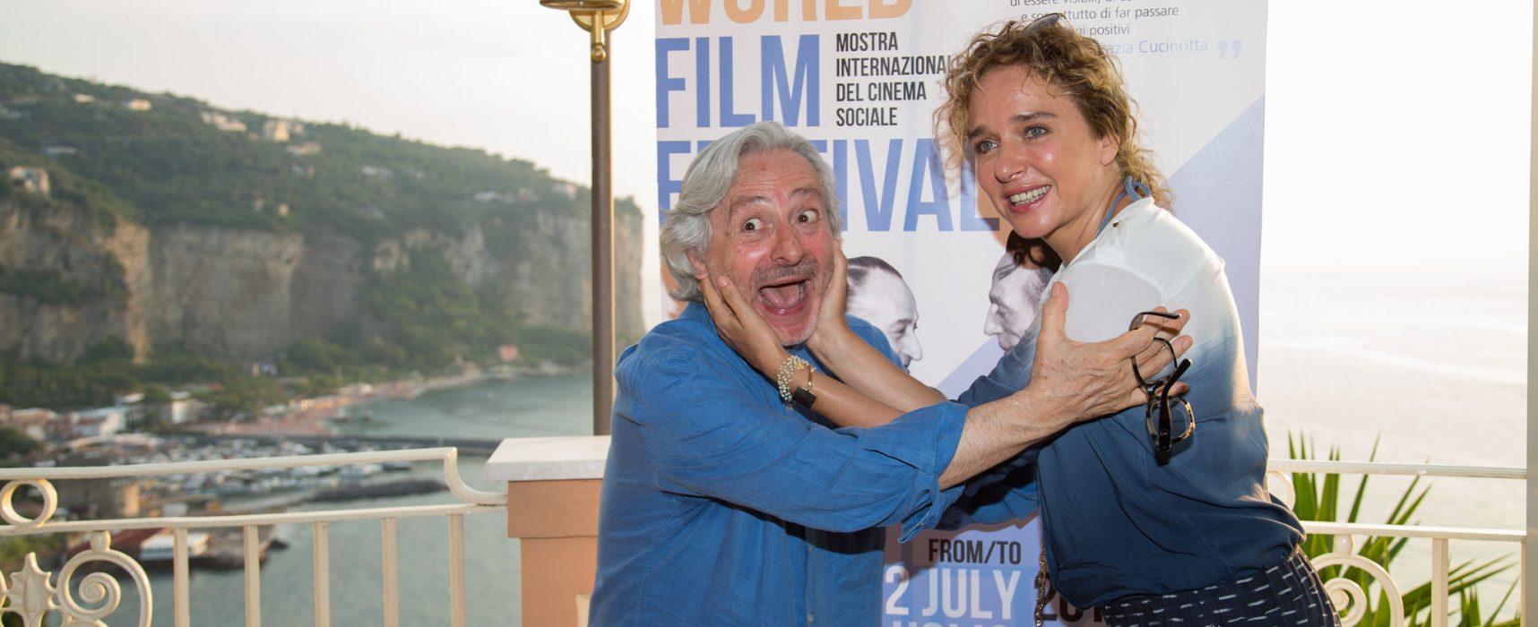 Social World Film Festival è magia