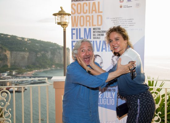 Social World Film Festival è magia