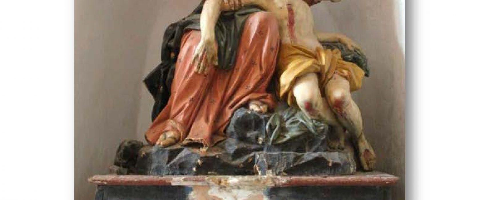 Madonna di Gragnano ritorna nella sua casa