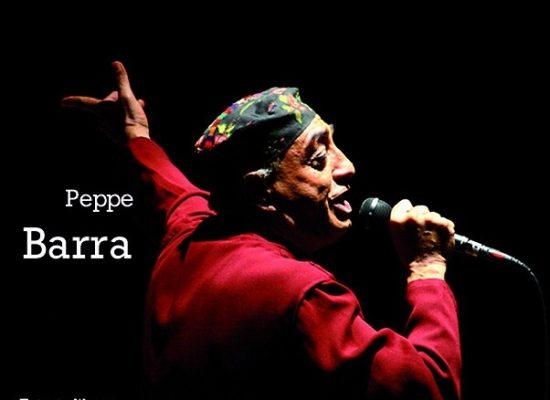 Peppe Barra apre il Festival Erranza