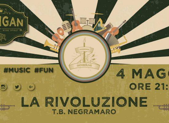 Musica, La Rivoluzione per una serata Live