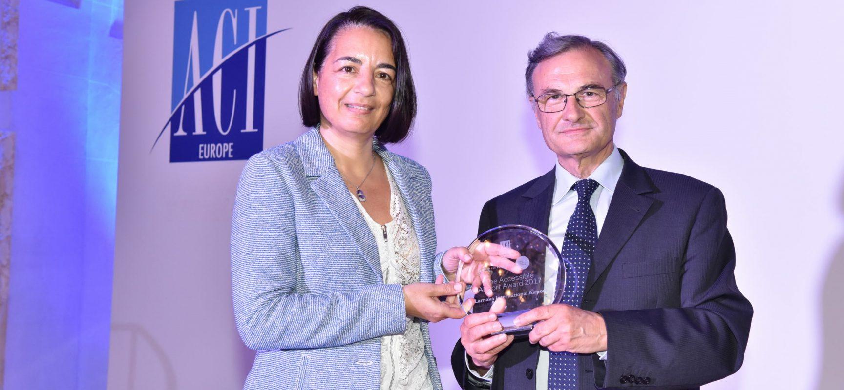 Aeroporto di Napoli vince ACI Europe AWard