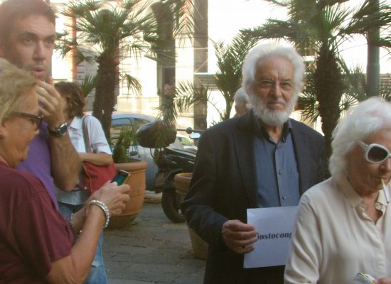 MANN, flash mob per Giulierini che ringrazia
