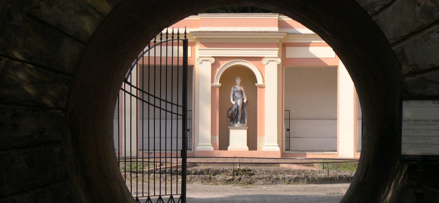 REGGIA CASERTA, riapre l'Aperia con l'Opera Buffa