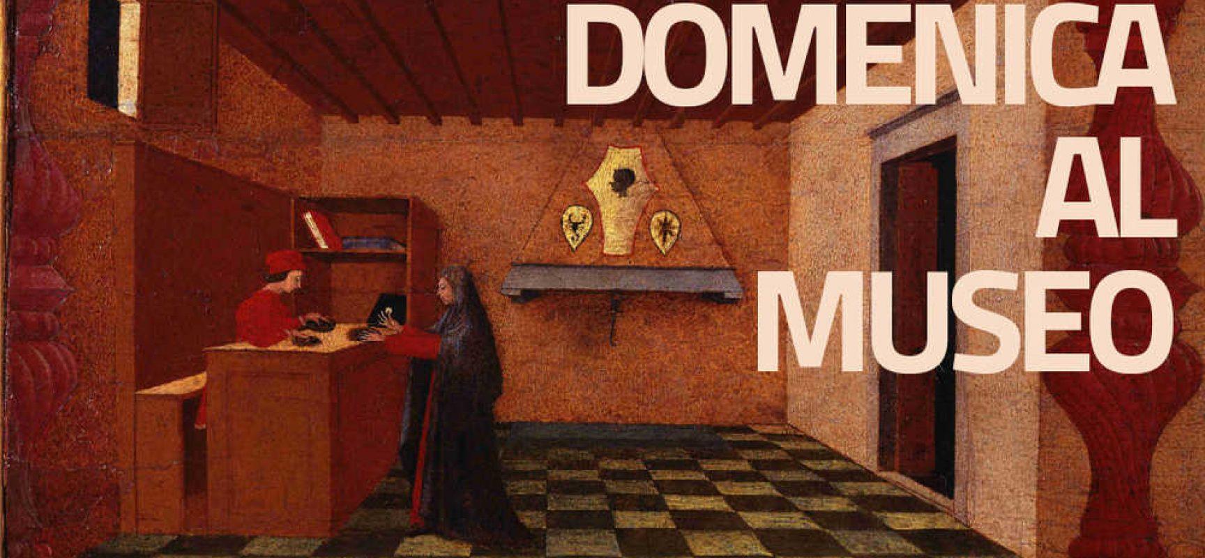 CAMPANIA, #DOMENICA AL MUSEO GRATIS EVENTI